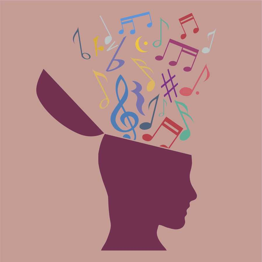 the two benefits of music therapy
