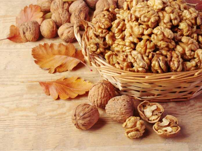 diabetes and walnuts